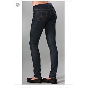 AG jeans elastic waistband